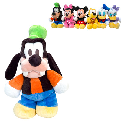 Peluche Mickey et ses amis 36cm