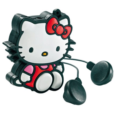 MP3 Hello Kitty 2 Go