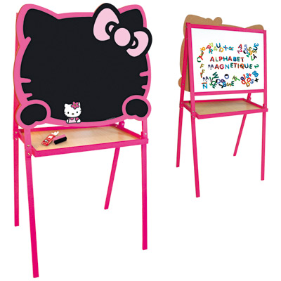 Tableau créatif Hello Kitty