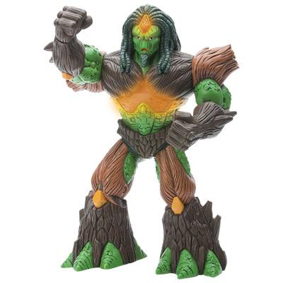 Gormiti : Figurine articulée électronique LUCAS