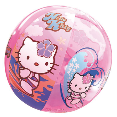 Ballon gonflable Hello Kitty