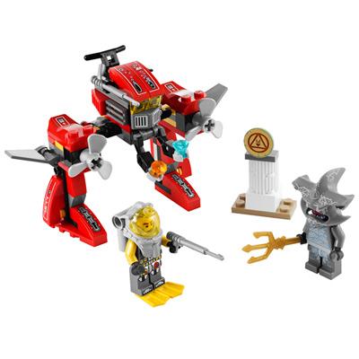 7977-Le Robot des profondeurs