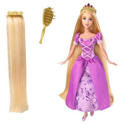 Poupée Princesse Raiponce