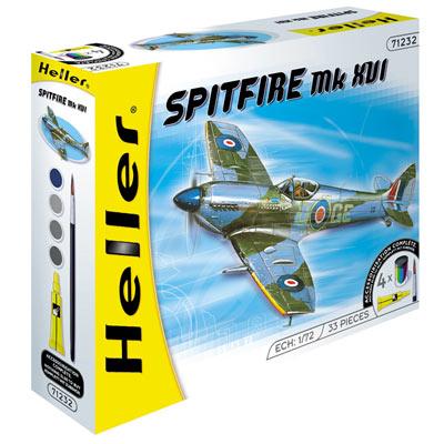 Avion Spitfire MK XVI 1/72ème