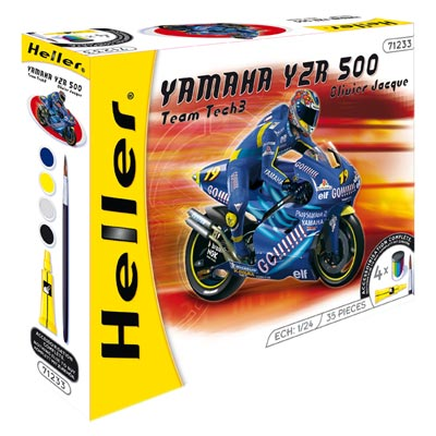 Moto Yamaha Team Tech 3 Olivier Jacque