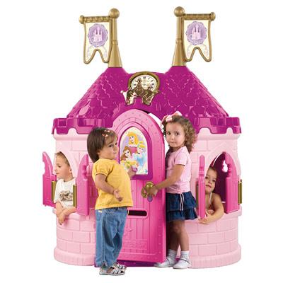 Château Disney Princesses