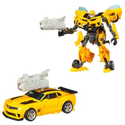 Robot Mechtech Deluxe Transformers 3