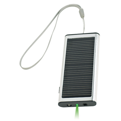 Chargeur solaire Ecologie