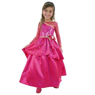 Panoplie Barbie 2011 8/10 ans
