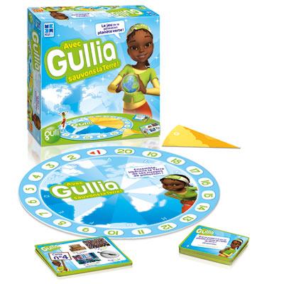 SOS Terre avec GULLIA