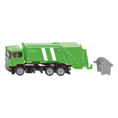 camion poubelle siku king jouet v hicules de chantier. Black Bedroom Furniture Sets. Home Design Ideas