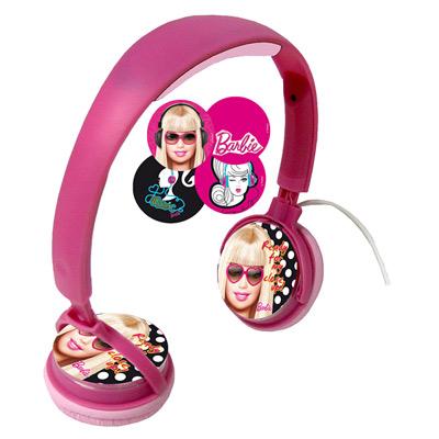 Casque audio Barbie