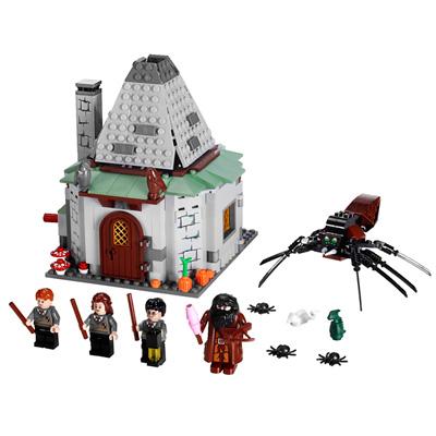 4738-La cabane de Hagrid