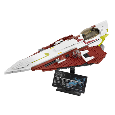 10215-Obi-Wan's Jedi Starfighter édition collector