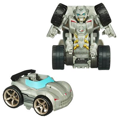 Sideswipe Transformers 3