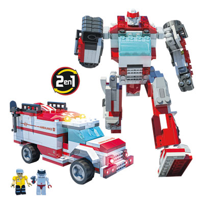 Transformers Kre-o Basic Ratchet