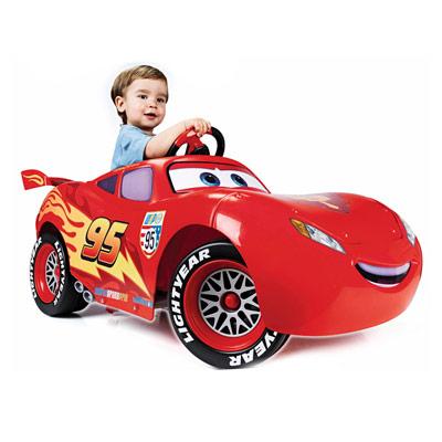 Flash mcqueen cars ii 6v feber king jouet v hicules - Jeu flash mcqueen gratuit ...