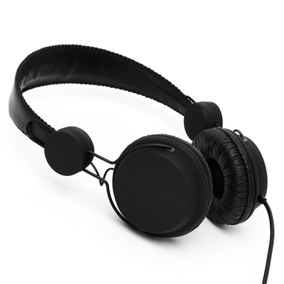 Casque Audio COLOR BLACK
