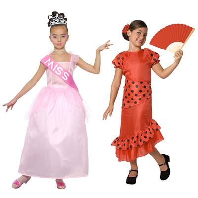 Coffret de 2 Costumes Fille