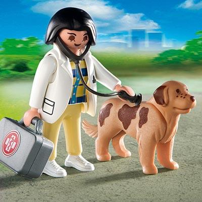 4750-Vétérinaire avec chien