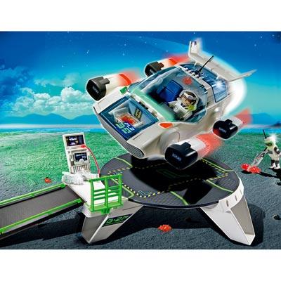 Acheter Playmobil 5150 Jet des E Rangers avec rampe de lancement (juin 2012)