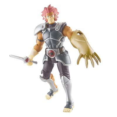 Thundercats Lionfigure on Thundercats Figurine Collector 10cm Lion O Retour    La Liste Des