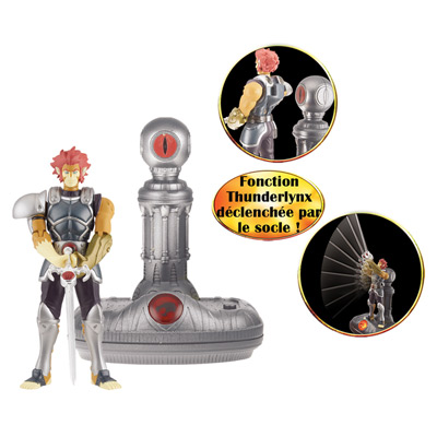 Thundercats Lionfigure on Thundercats Figurine Dx 10 Cm Lion O Bandai   King Jouet  H  Ros