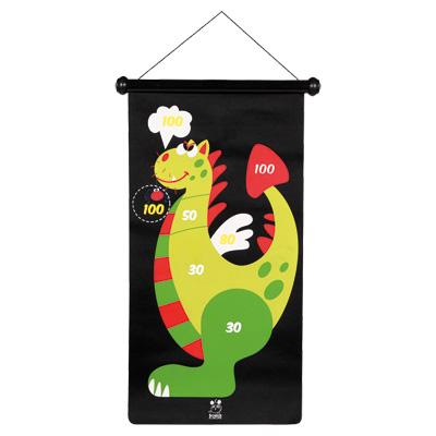 Jeu de Flechettes Chevalier/Dragon