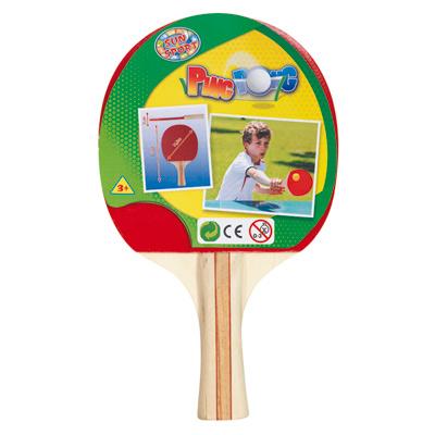 Raquette Ping Pong bois