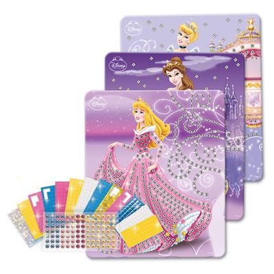 Coffret Mosaïques Disney Princesses