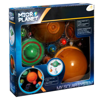 Système solaire 3D