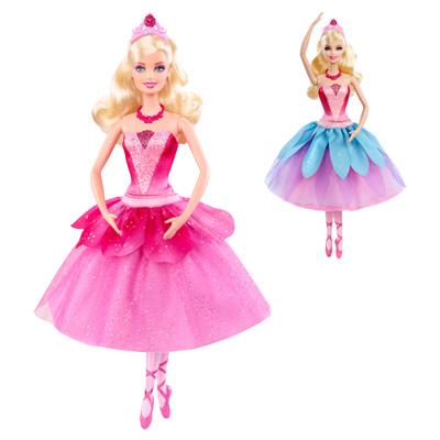 Preview - Barbie danseuse magique ...