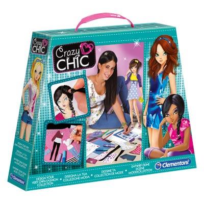 Crazy Chic Dessine ta collection de mode