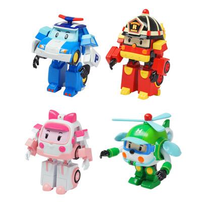 Robocar poli figurines 8 cm de ouaps - Personnage robocar poli ...