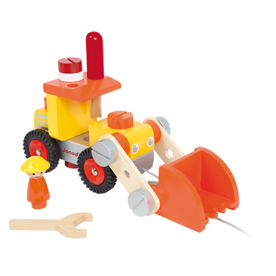 Camion bulldozer