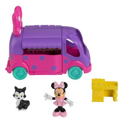 Camping Car Minnie