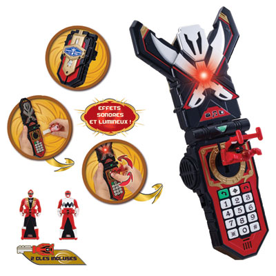 Power Rangers-DX Morpher Legendaire