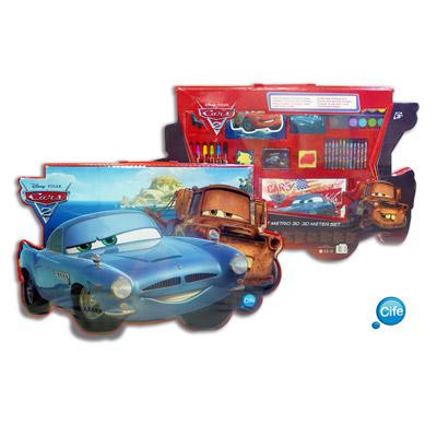 Set Cars2 3D
