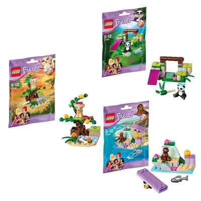 6062092-Figurines Lego Friends Série 6 de LEGO