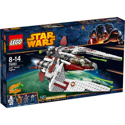 75051-Jedi Scout Fighter