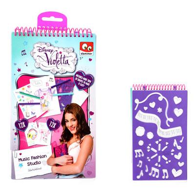 Mini portfolio Violetta
