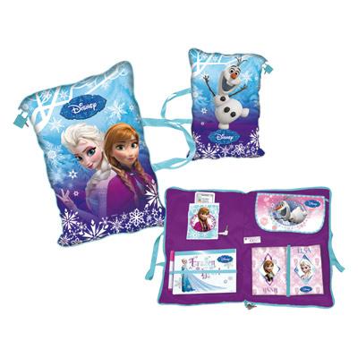 Coussin secret la reine des neiges imc king jouet - Jeu reine des neiges en ligne ...