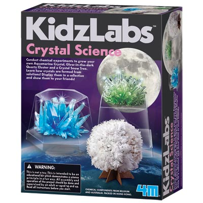 Science du Crystal