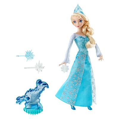 Elsa Pouvoir de Glace
