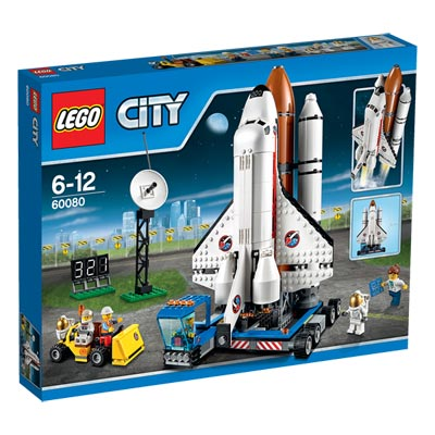 60080-Lego Lego City centre spatial