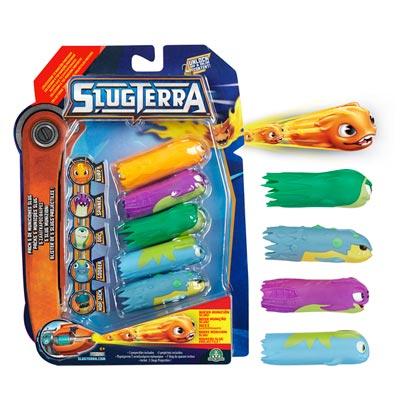 Blister 5 slugs giochi king jouet jeux d 39 adresse et - Jeux slugterra gratuit ...
