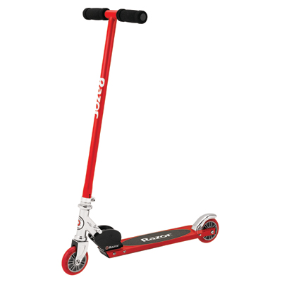 Patinette S Scooter rouge