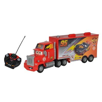 Turbo Truck radiocommandé Cars 1/24 ème