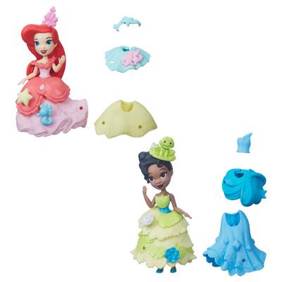 Mini Figurine Disney Princesses Mode