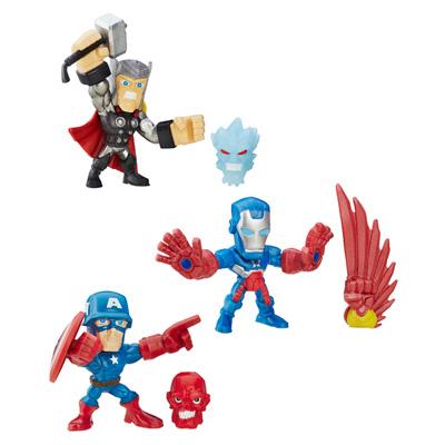 Micro pack Avengers Hero Masher